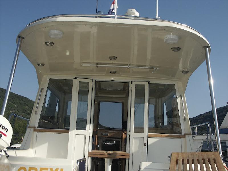 Navalia - Imbarcazione Adria 1002 V 4