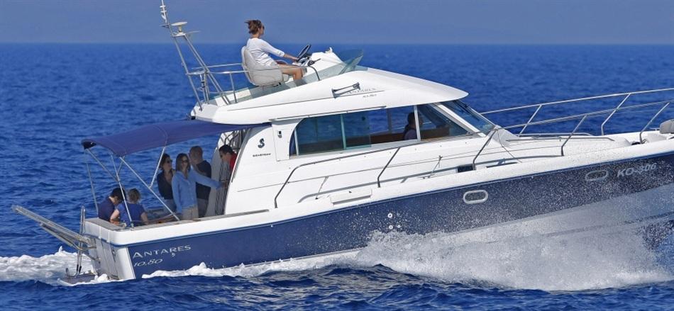 Navalia - Imbarcazione Antares 10.80 2