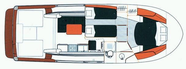 Navalia - Imbarcazione Antares 10.80 9