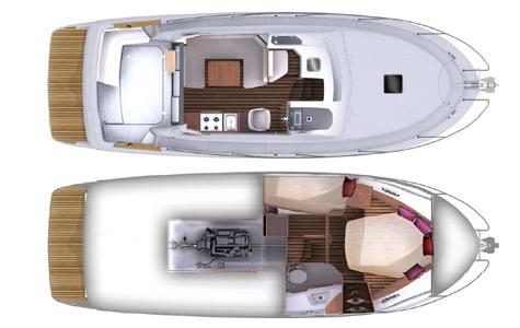 Navalia - Imbarcazione Antares 30 Fly 10