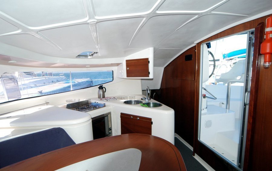 Navalia - Imbarcazione Athena 38 5