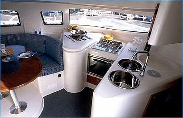 Navalia - Imbarcazione Athena 38 7