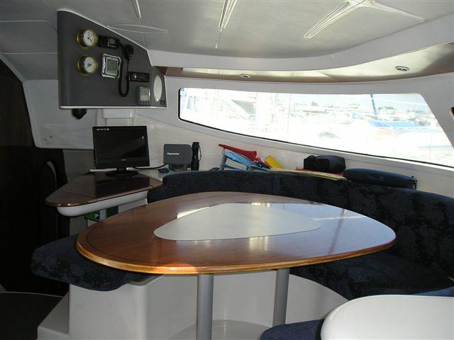 Navalia - Imbarcazione Athena 38 8