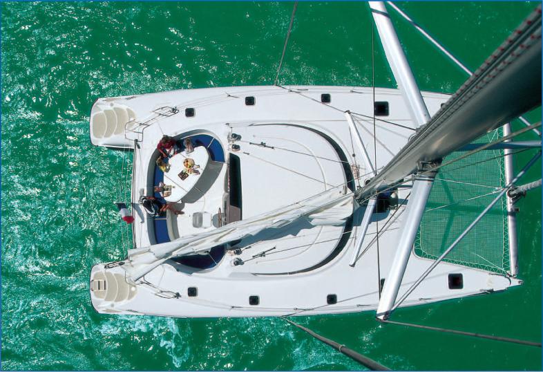 Navalia - Imbarcazione Bahia 46 3