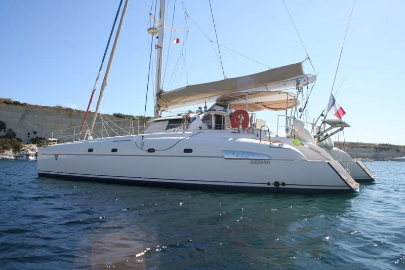 Navalia - Imbarcazione Bahia 46 4