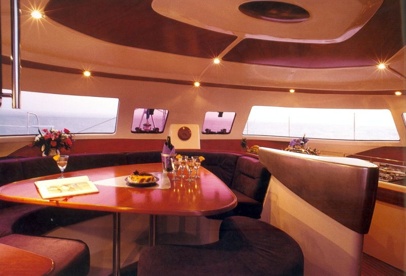 Navalia - Imbarcazione Bahia 46 5
