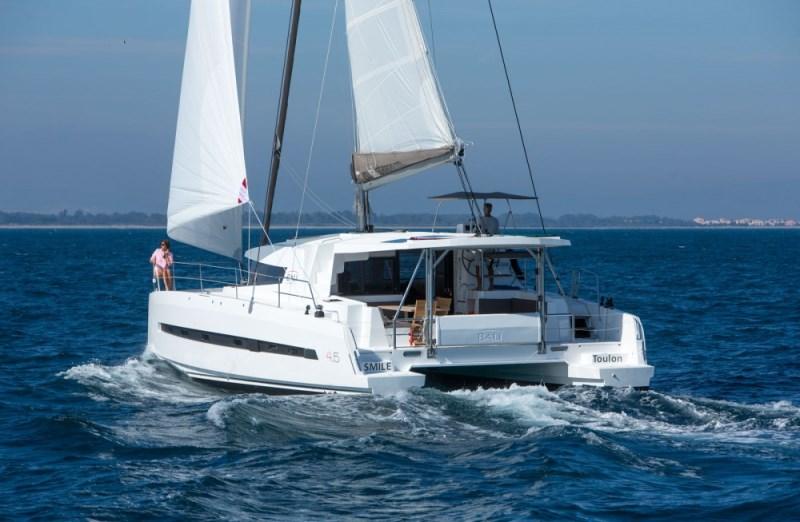 Navalia - Imbarcazione Bali 4.5 1