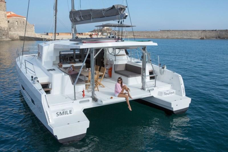 Navalia - Imbarcazione Bali 4.5 3