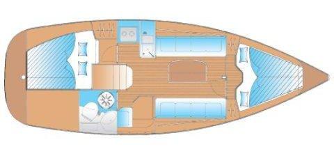 Navalia - Imbarcazione Bavaria 30 Cruiser 10
