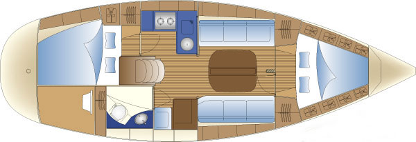 Navalia - Imbarcazione Bavaria 32 Cruiser 9