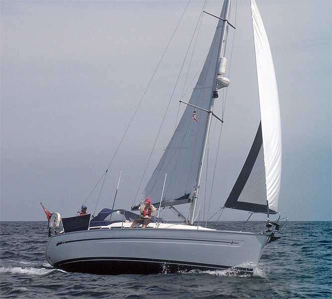 Navalia - Imbarcazione Bavaria 32 1