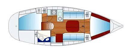 Navalia - Imbarcazione Bavaria 32 9