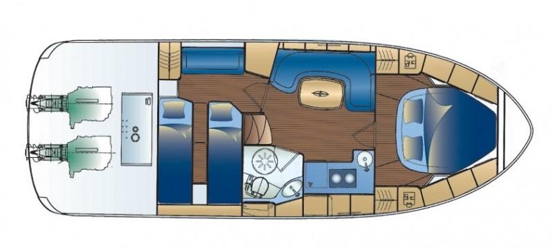 Navalia - Imbarcazione Bavaria 33 Sport 8