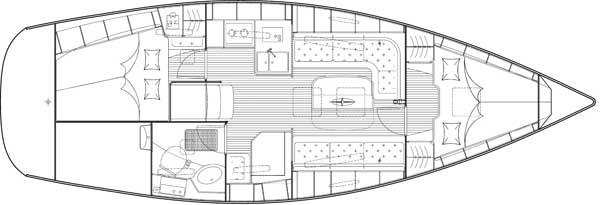 Navalia - Imbarcazione Bavaria 34 Cruiser 12