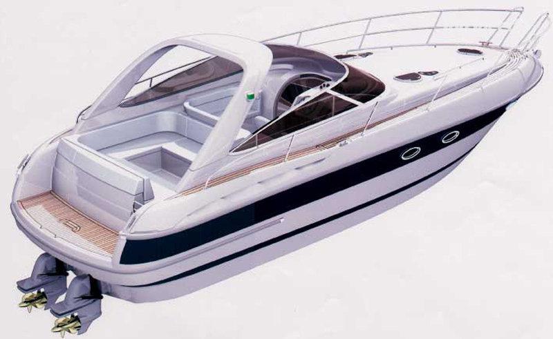 Navalia - Imbarcazione Bavaria Sport 35 1