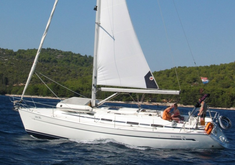Navalia - Imbarcazione Bavaria 36 1