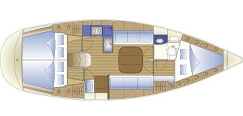 Navalia - Imbarcazione Bavaria 36 Cruiser 9
