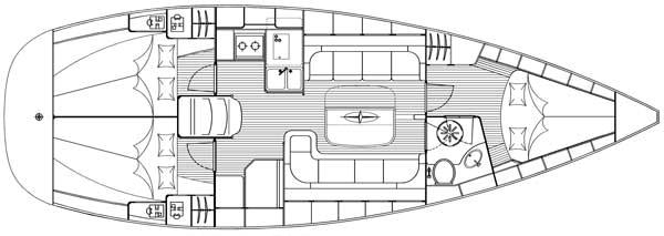 Navalia - Imbarcazione Bavaria 37 Cruiser 8