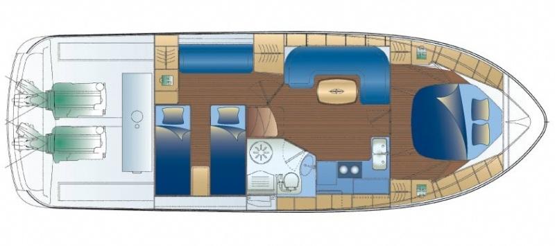 Navalia - Imbarcazione BMB 37 Sport 11