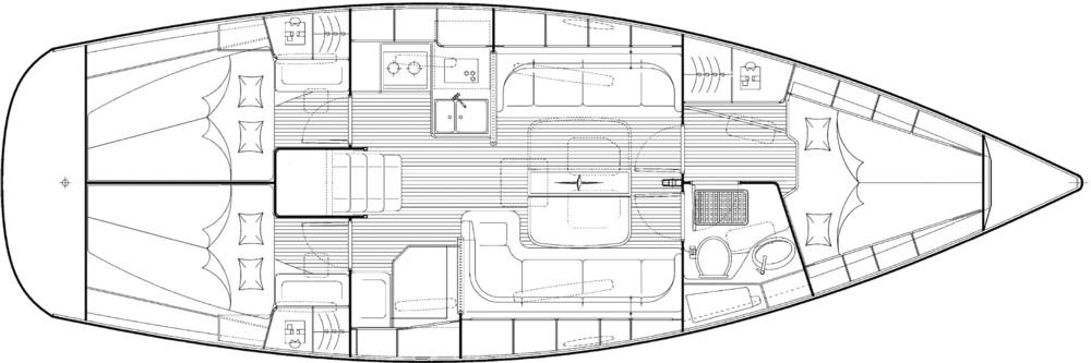Navalia - Imbarcazione Bavaria 38 9