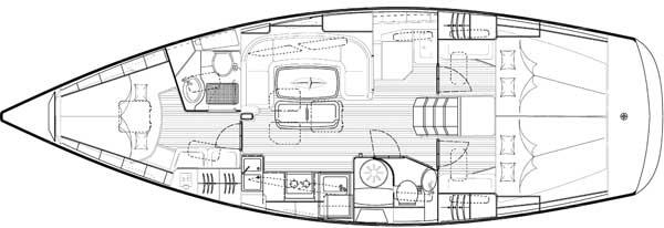 Navalia - Imbarcazione Bavaria 40 Cruiser 10