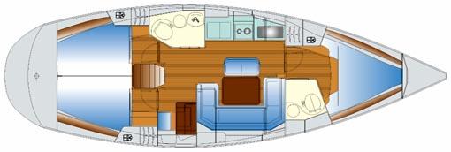 Navalia - Imbarcazione Bavaria 40 8