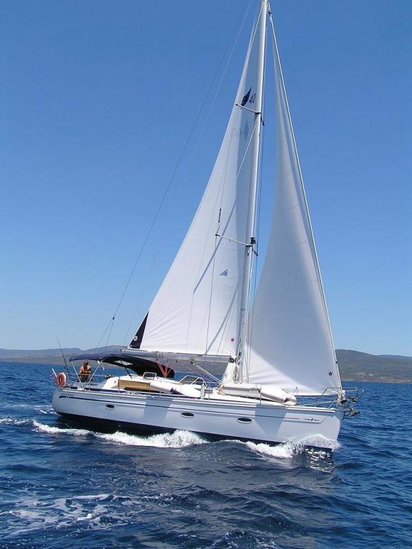Navalia - Imbarcazione Bavaria 40 Vision 4