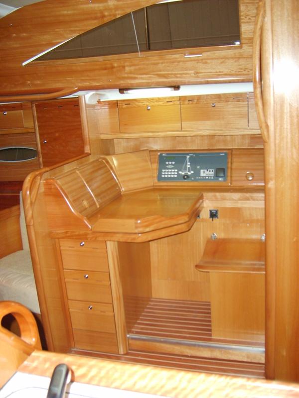 Navalia - Imbarcazione Bavaria 40 Vision 7