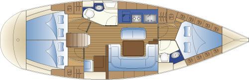 Navalia - Imbarcazione Bavaria 41 Exclusive 10