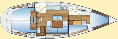 Navalia - Imbarcazione Bavaria 42 10