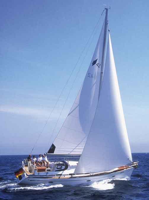 Navalia - Imbarcazione Bavaria 42 3
