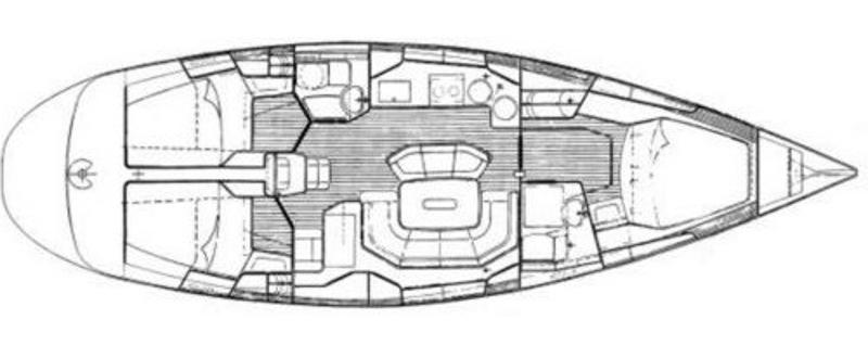 Navalia - Imbarcazione Bavaria 44 – 3 cab. 9
