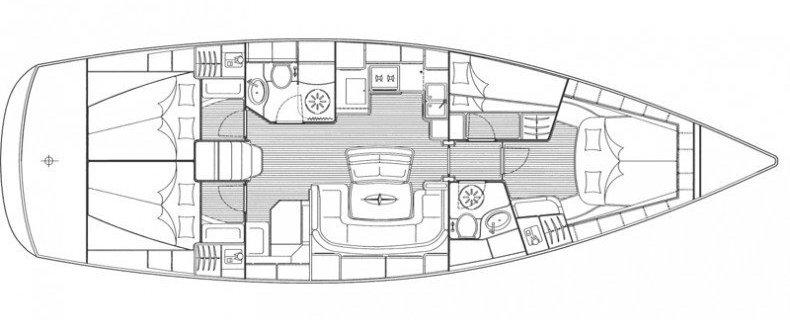 Navalia - Imbarcazione Bavaria 44 9