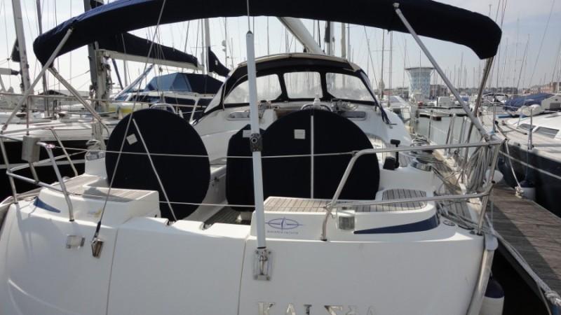 Navalia - Imbarcazione Bavaria 44 Vision 4