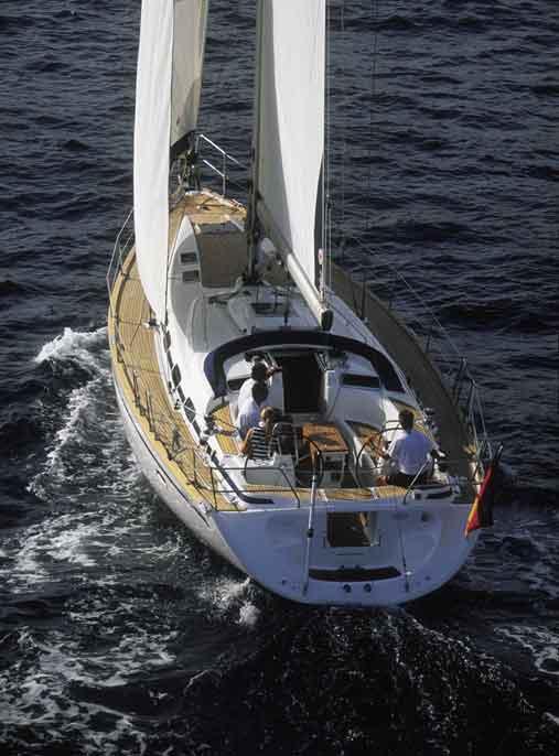 Navalia - Imbarcazione Bavaria 46 3