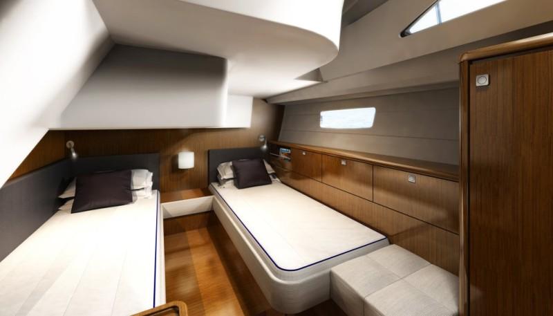 Navalia - Imbarcazione Bavaria 46 Vision 10