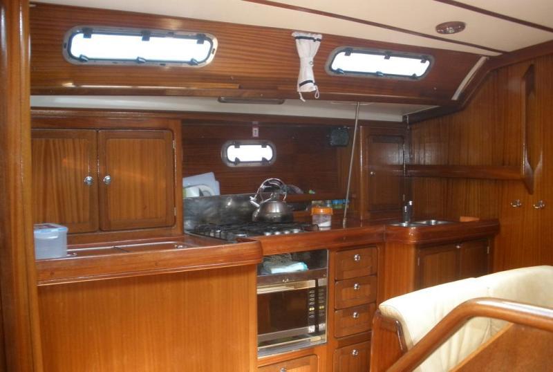 Navalia - Imbarcazione Bavaria 47 5
