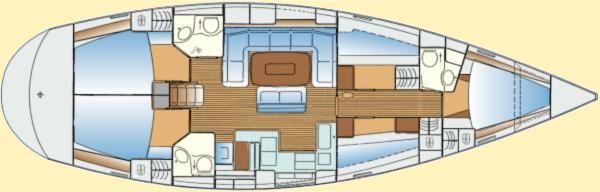 Navalia - Imbarcazione Bavaria 50 12