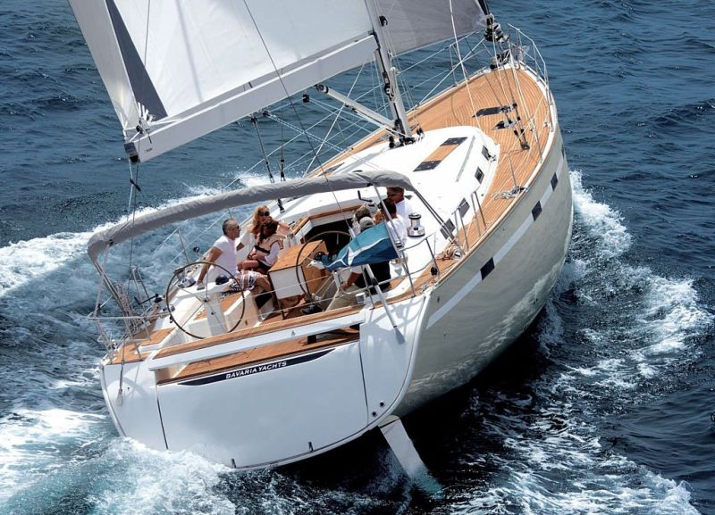 Navalia - Imbarcazione Bavaria 55 Cruiser 1