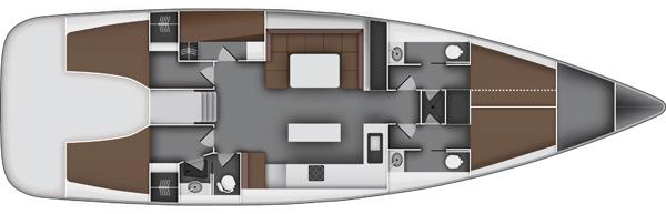 Navalia - Imbarcazione Bavaria 55 Cruiser 12