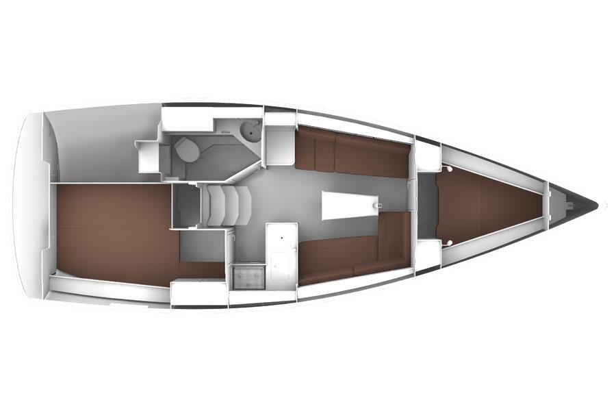 Navalia - Imbarcazione Bavaria Cruiser 33 17