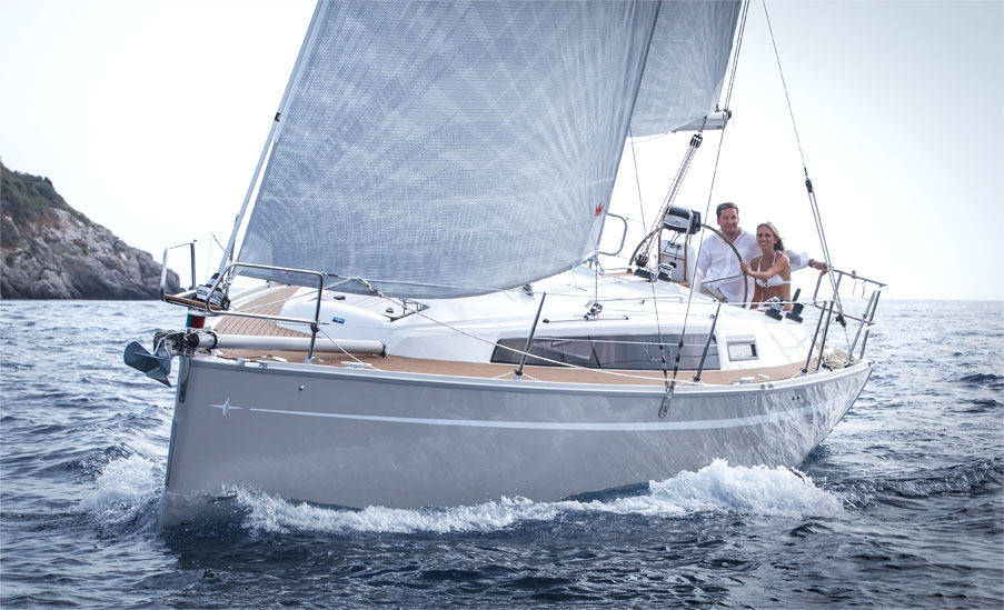 Navalia - Imbarcazione Bavaria Cruiser 33 3