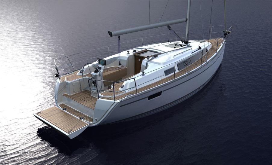 Navalia - Imbarcazione Bavaria Cruiser 33 9