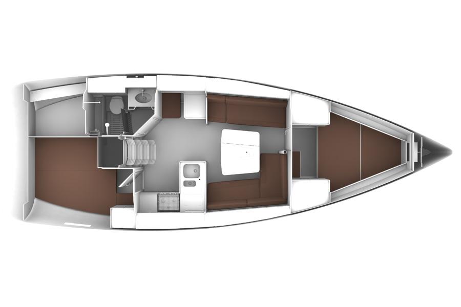 Navalia - Imbarcazione Bavaria Cruiser 37 12