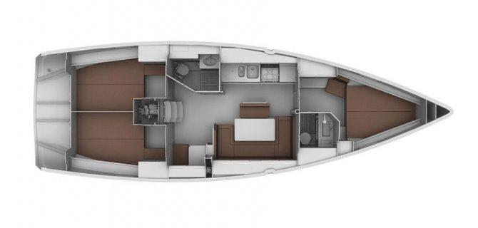Navalia - Imbarcazione Bavaria Cruiser 40 12
