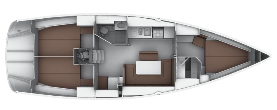 Navalia - Imbarcazione Bavaria Cruiser 40 S 12