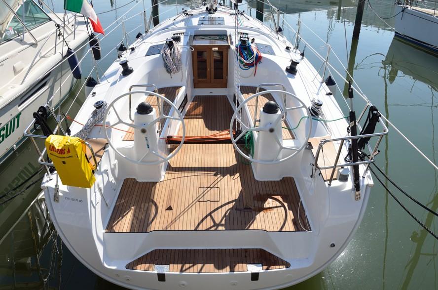 Navalia - Imbarcazione Bavaria Cruiser 40 S 5