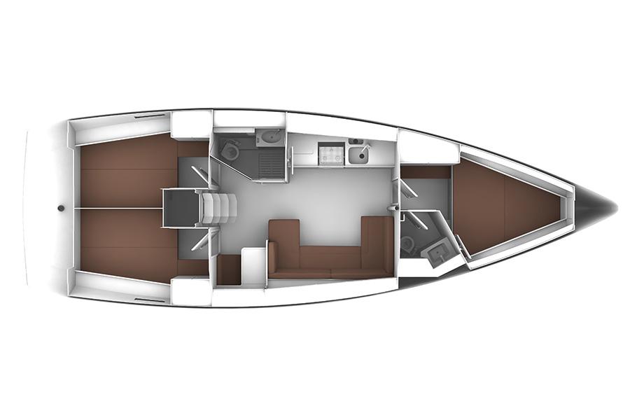 Navalia - Imbarcazione Bavaria Cruiser 41 14