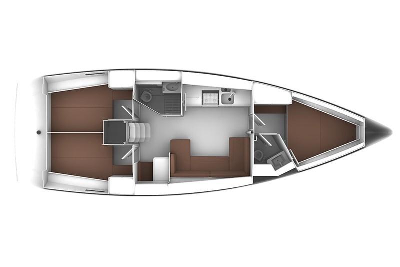 Navalia - Imbarcazione Bavaria Cruiser 41 S 14