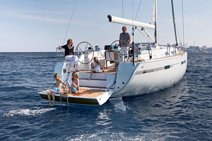 Navalia - Imbarcazione Bavaria Cruiser 45 6
